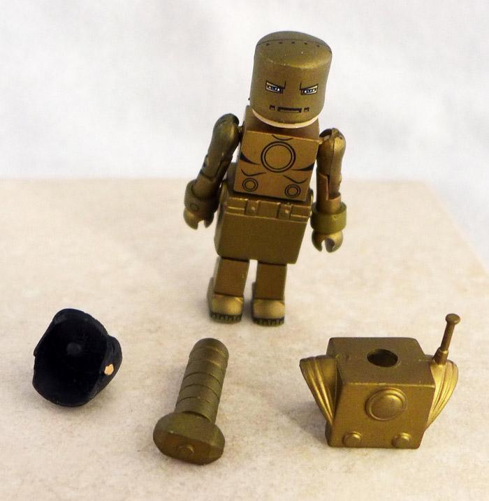 1st Apperance Iron Man Loose Minimate