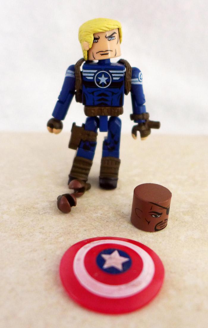 Steve Rogers Loose Minimate