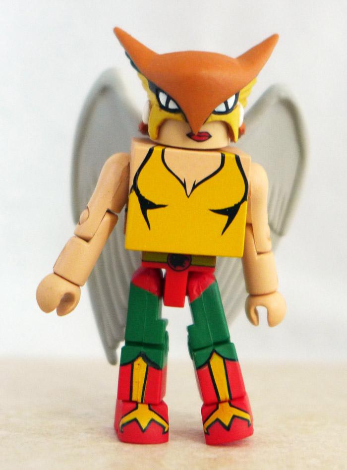 Hawk Girl Loose Minimate