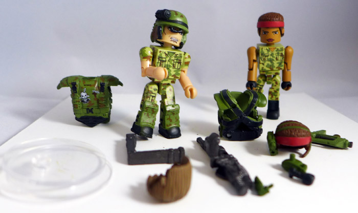 Aliens Loose Minimate Set