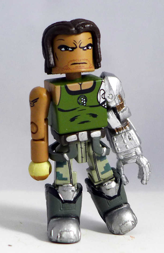 Nathan Spencer Loose Minimate
