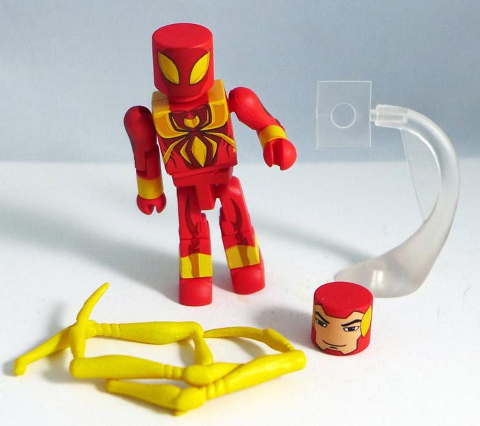 Iron Spidey Loose Minimate