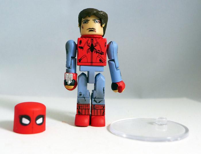 Homemade Costume Spidey Minimate