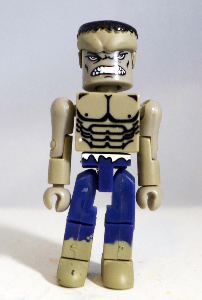 Gray Hulk Loose Minimate
