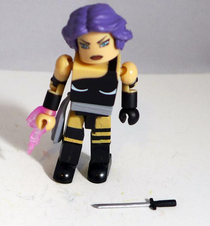 Custom Psylocke Loose Minimate