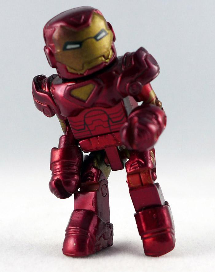 Iron Man Loose Minimate