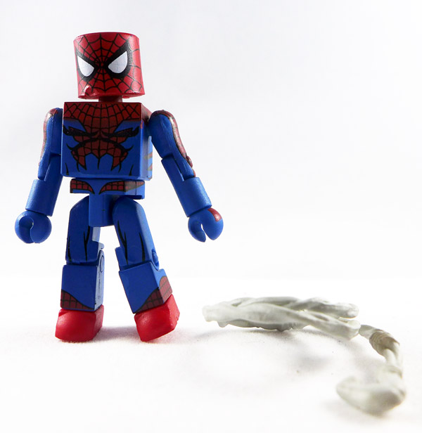 House of M Spider-Man Loose Minimate