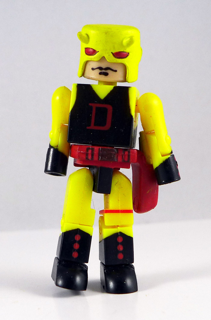Daredevil (Yellow) Partial Minimate