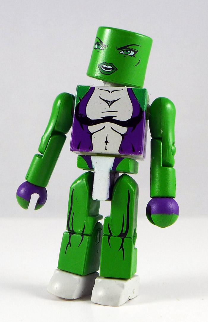 She-Hulk Partial Minimate