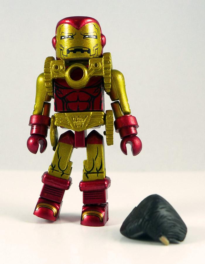 Iron Man 2020 Loose Minimate