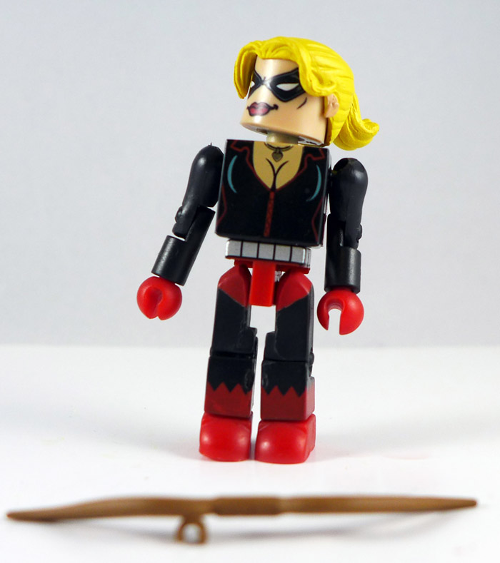 Cassie Lang Custom Young Avengers Minimate