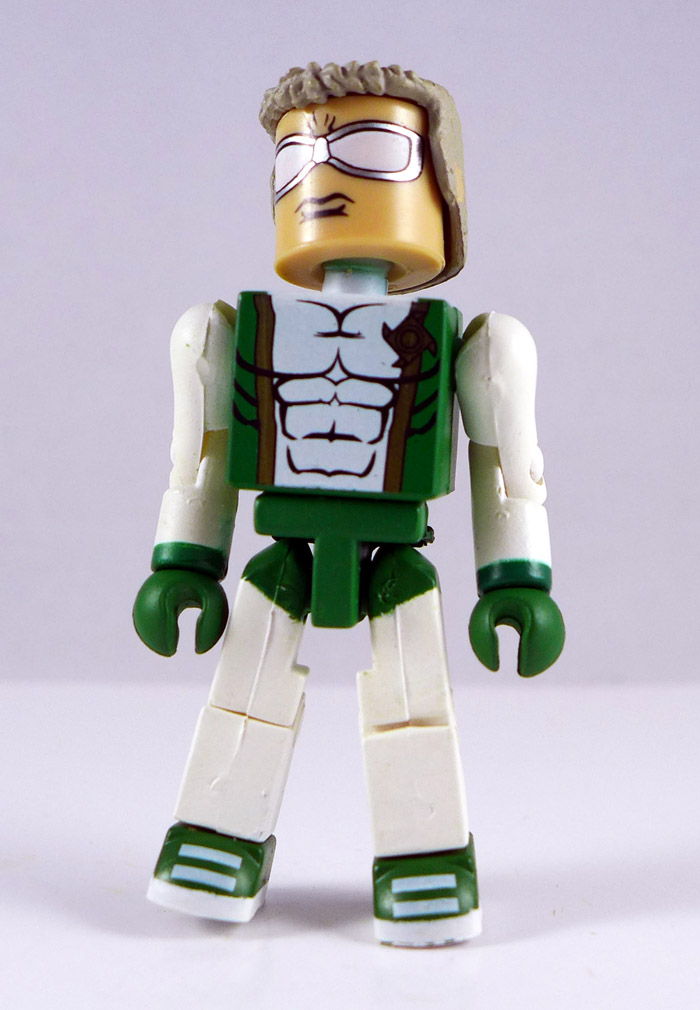 Noh-Varr Custom Young Avengers Minimate