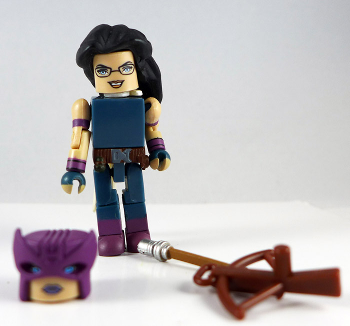 Kate Bishop Custom Young Avengers Minimate