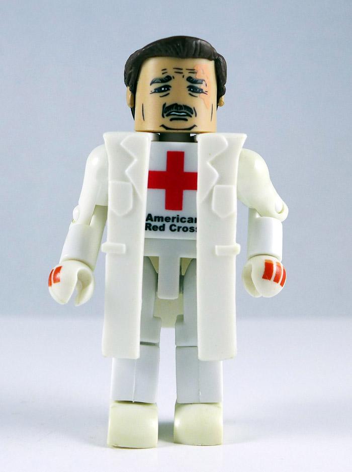Red Cross Volunteer Custom Minimate