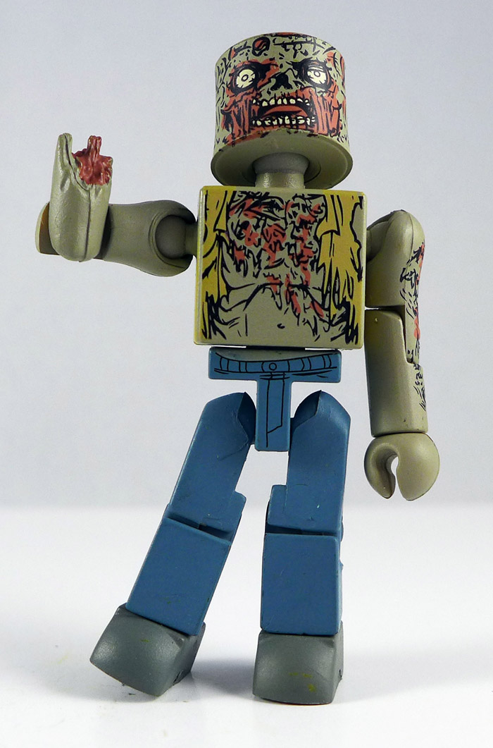 Burned Zombie Loose Minimate