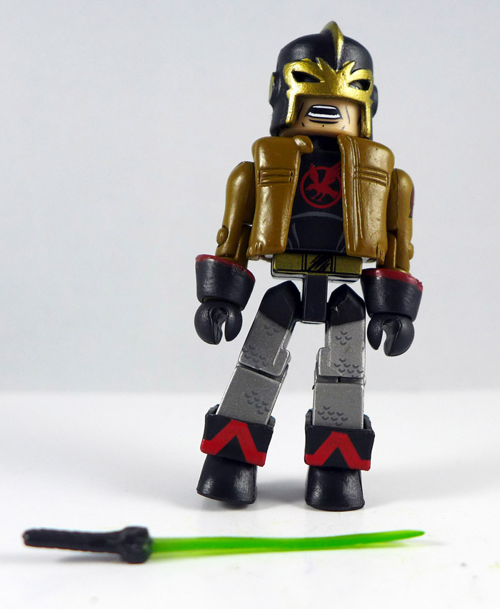 Black Knight Custom Minimate
