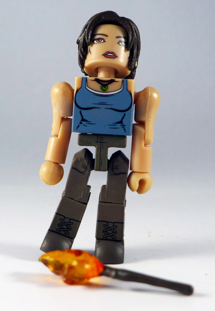 Lara Croft Loose Minimate