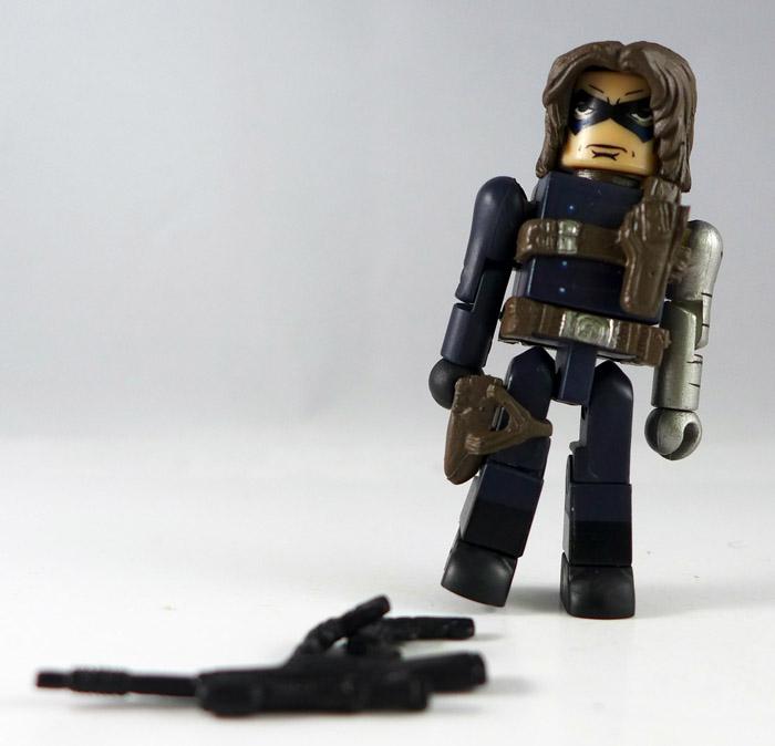 Winter Soldier Loose Minimate