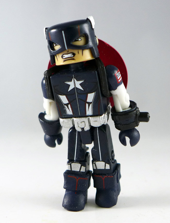 Secret Wars Cap Loose Minimate
