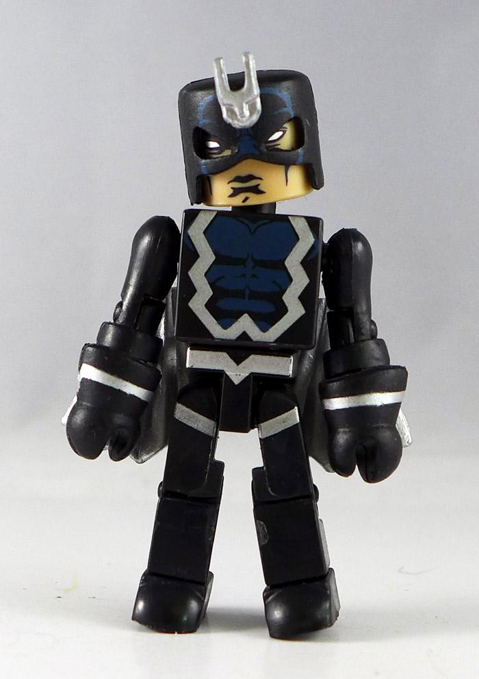 Black Bolt Loose Minimate