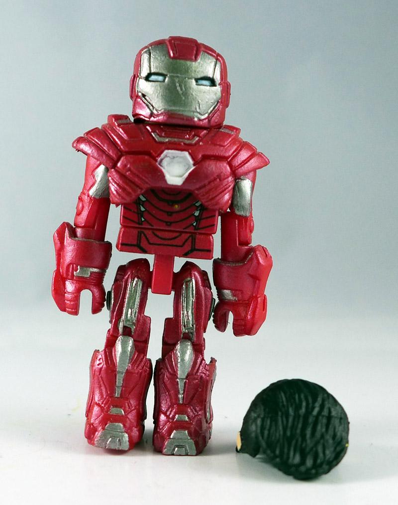 Silver Centurion (Movie) Iron Man Minimate
