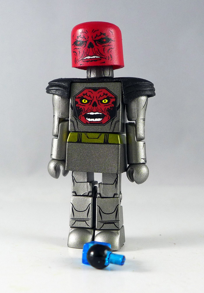 Robot Red Skull Loose Minimate