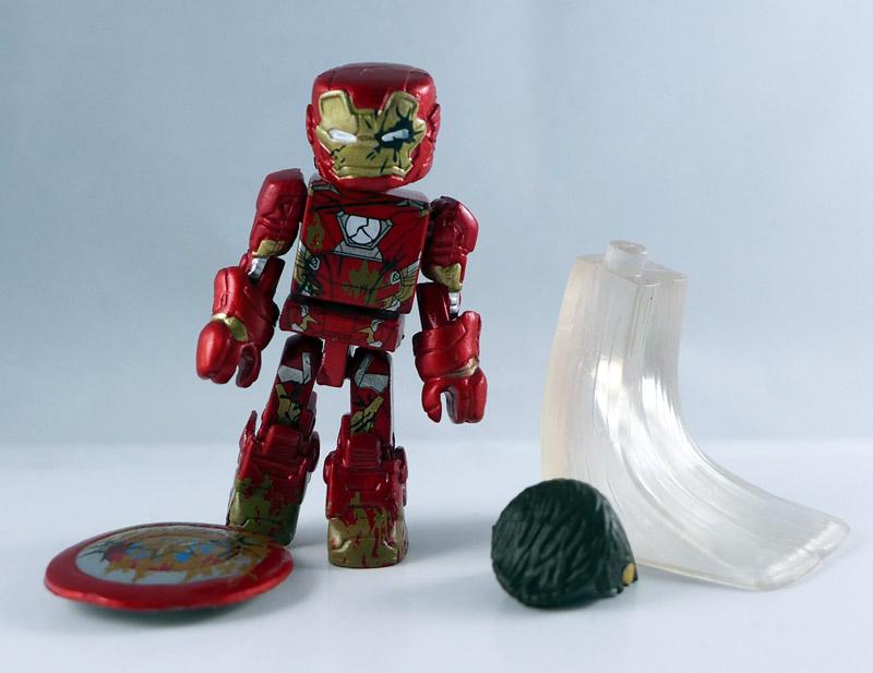 Civil War Iron Man Loose Minimate
