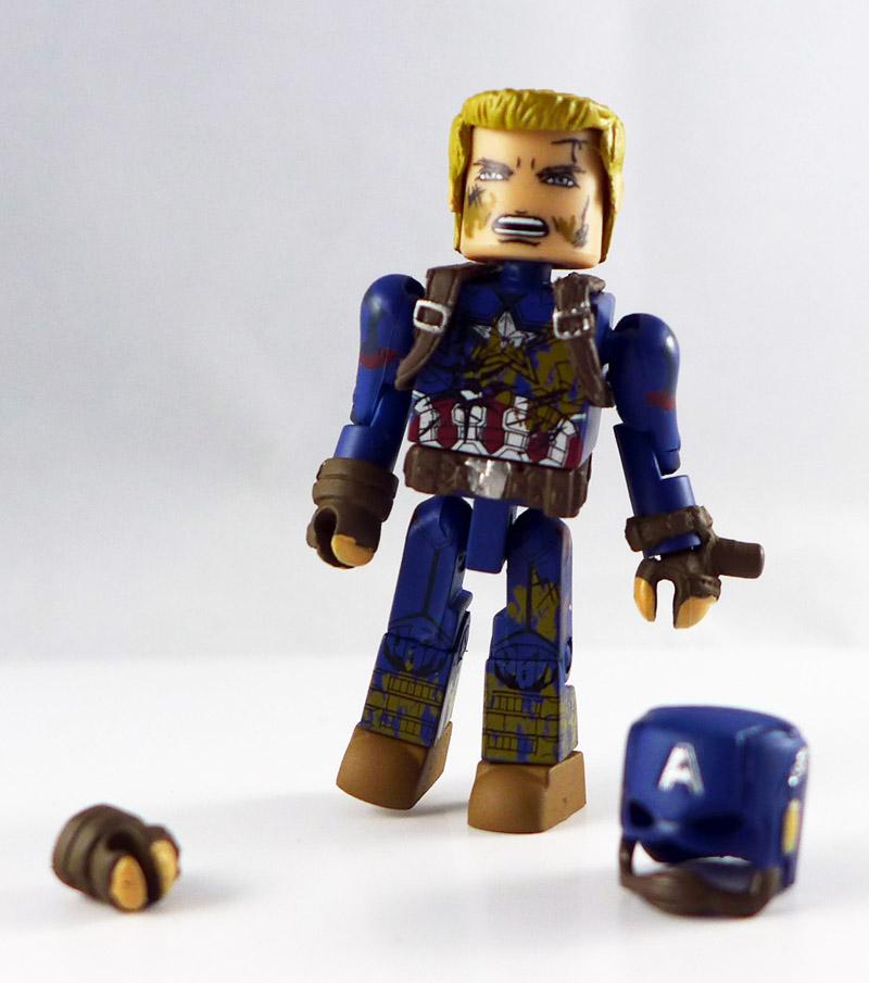 Civil War Captain America Loose Minimate