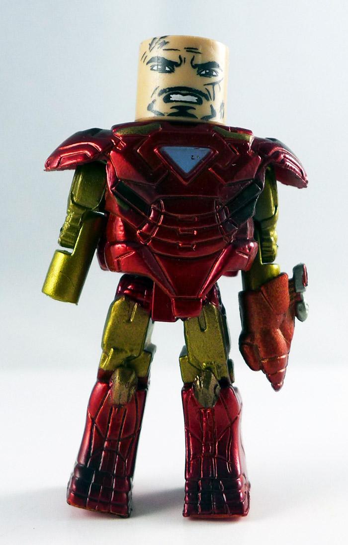 Iron Man Partial Minimate