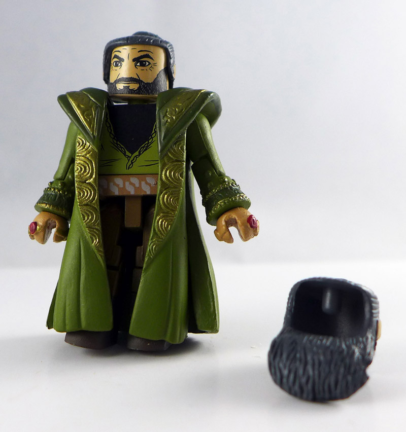 The Mandarin Loose Minimate