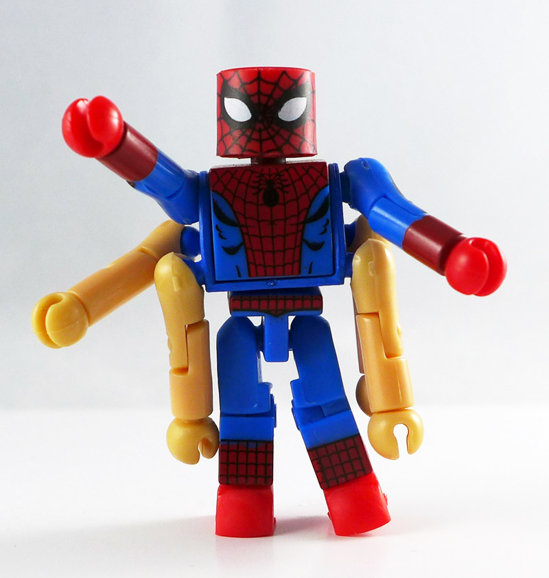 6-Armed Spider-Man Loose Minimate