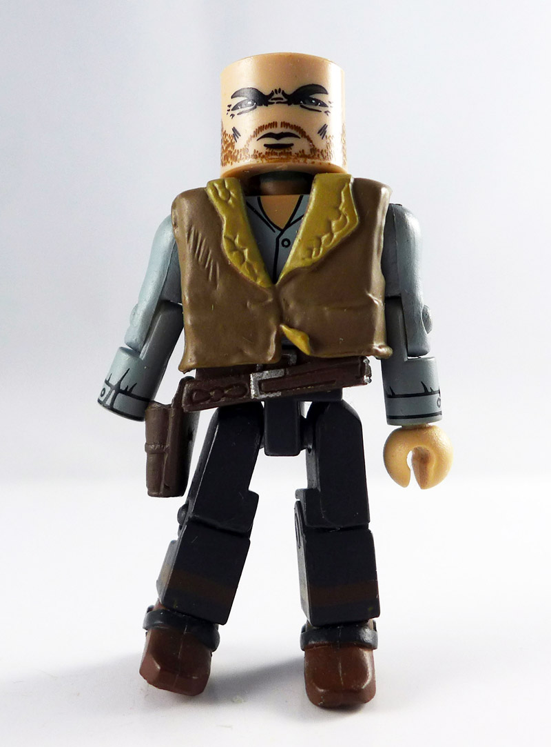 The Man With No Name Partial Minimate