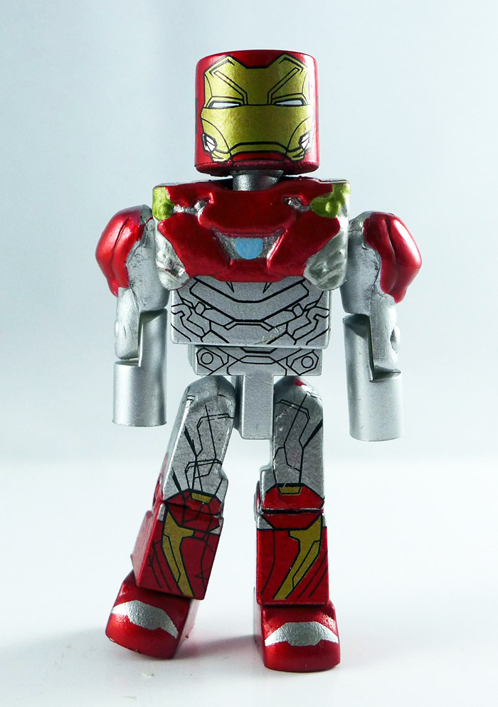 Iron Man Partial Loose Minimate