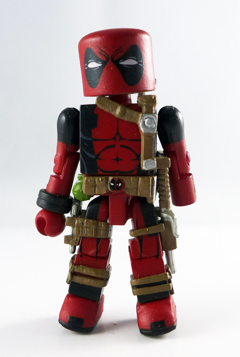 Deadpool (Series 28) Partial Minimate