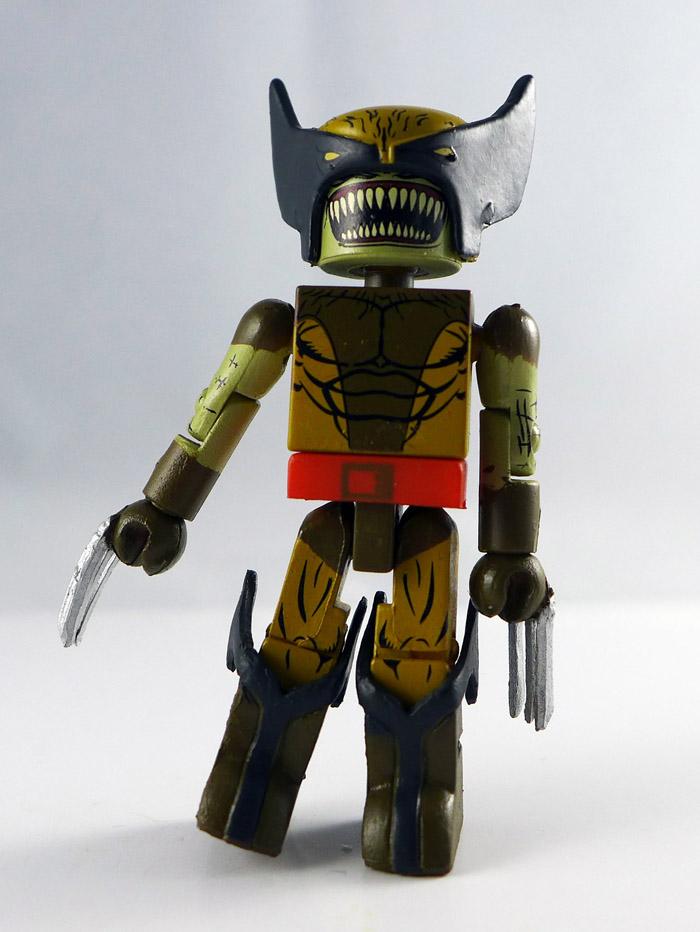 Brood Infected Wolverine Loose Minimate