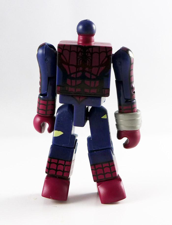 Riot Attack Spider-Man Partial Minimate
