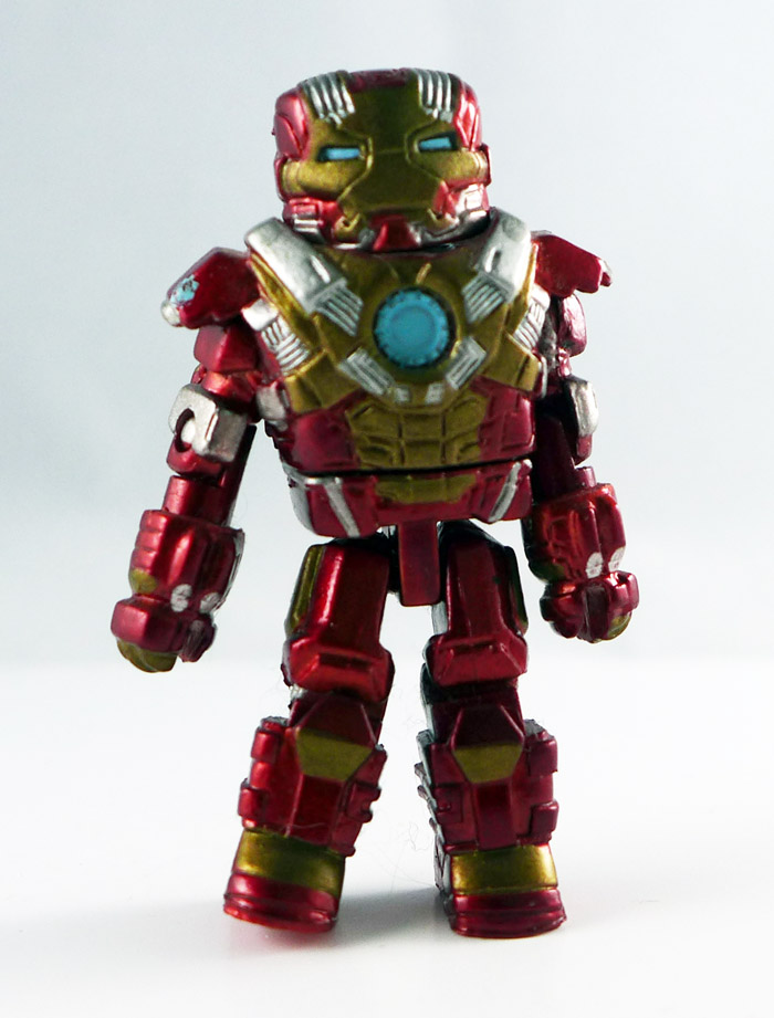 Heartbreaker Iron Man Loose Minimate