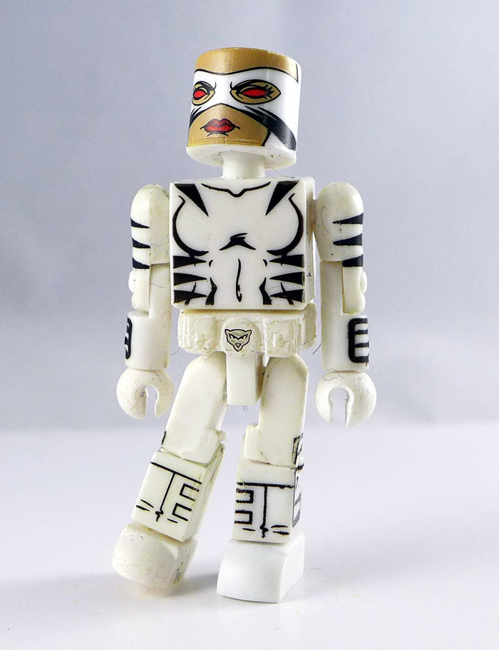 White Tiger Partial Minimate
