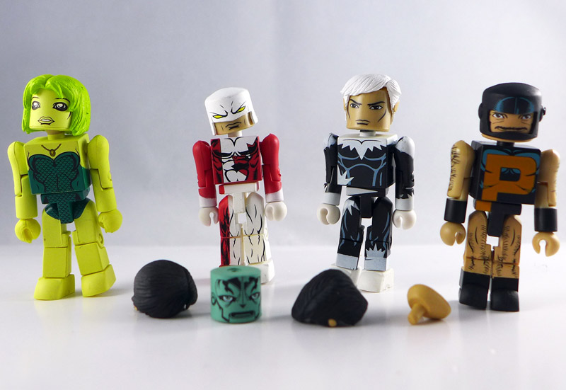 Alpha Flight Loose Minimate Set