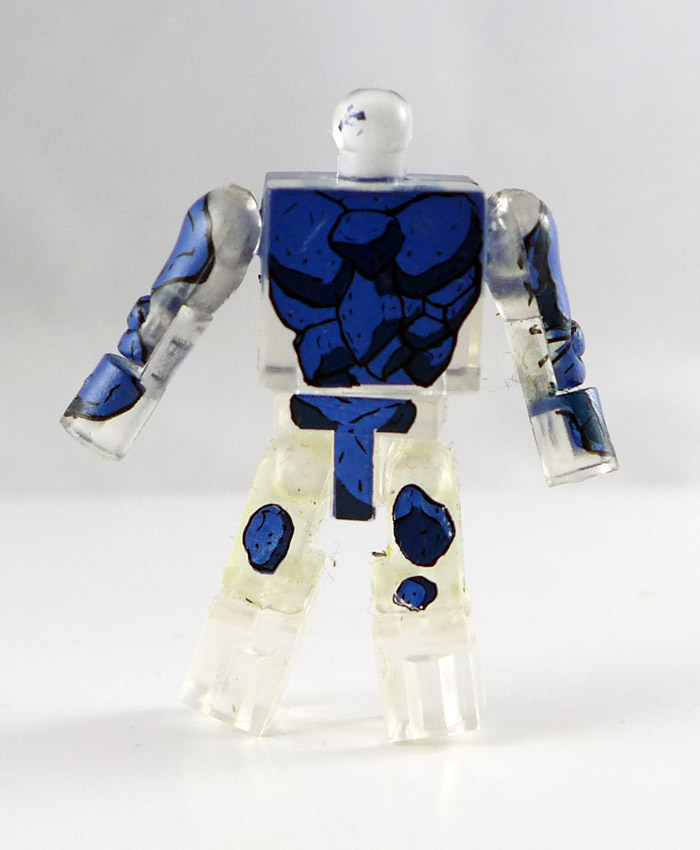 Clear Ghost Partial Minimate