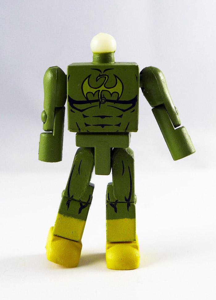 Iron Fist Partial Minimate
