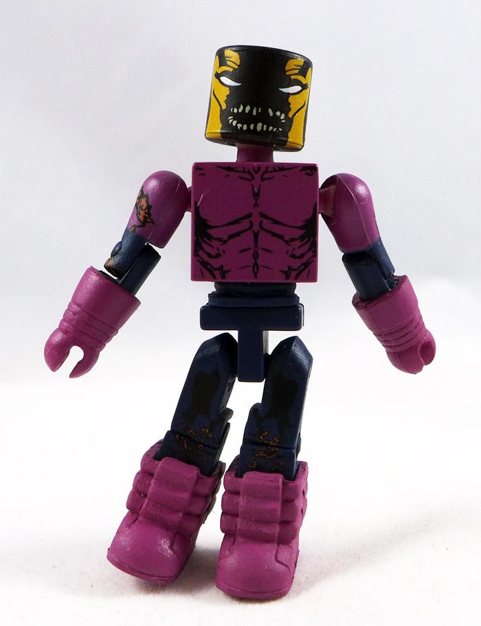 Zombie Galactus Partial Minimate