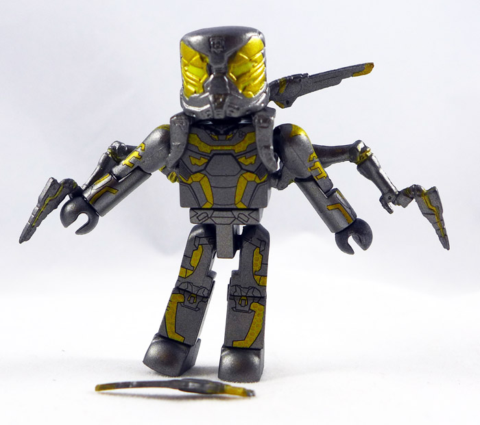 Yellowjacket Loose Minimate