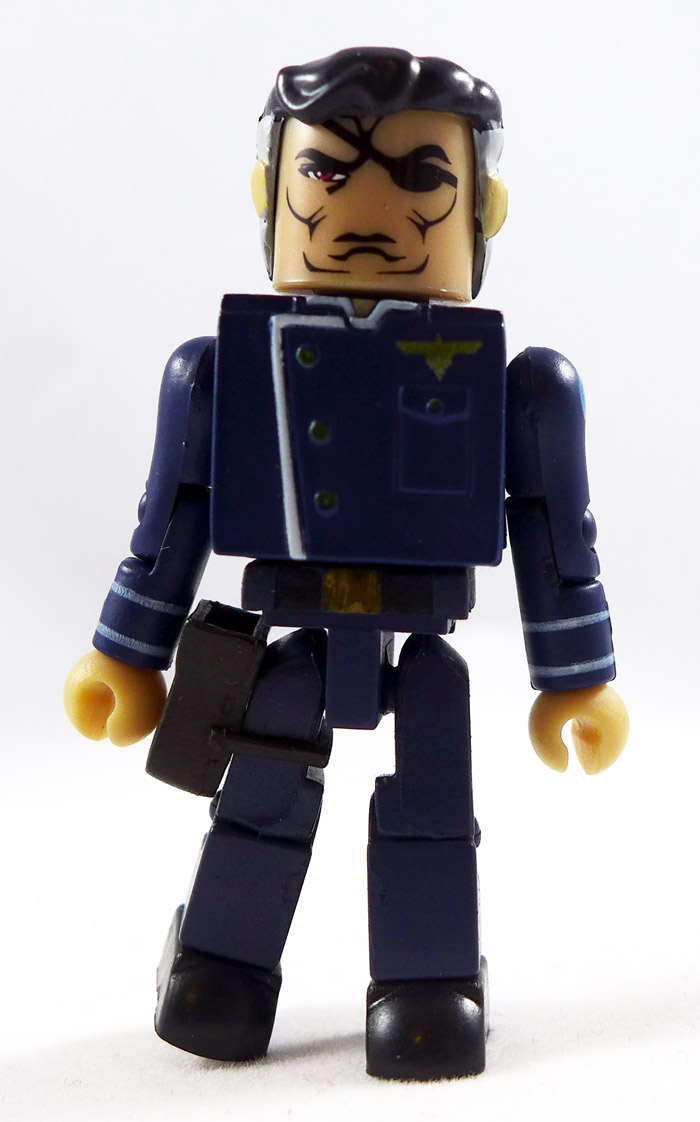 Nick Fury Custom Minimate