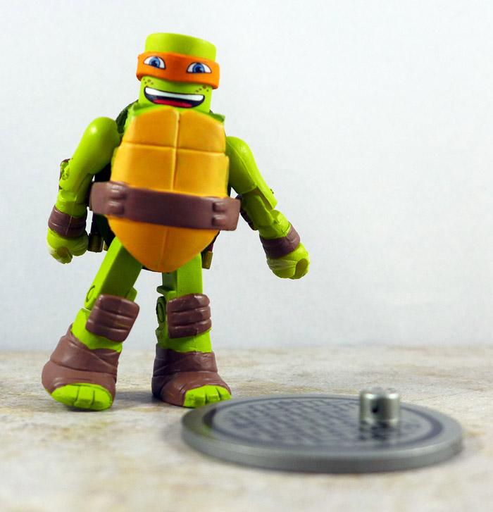 Michelangelo Loose Minimate