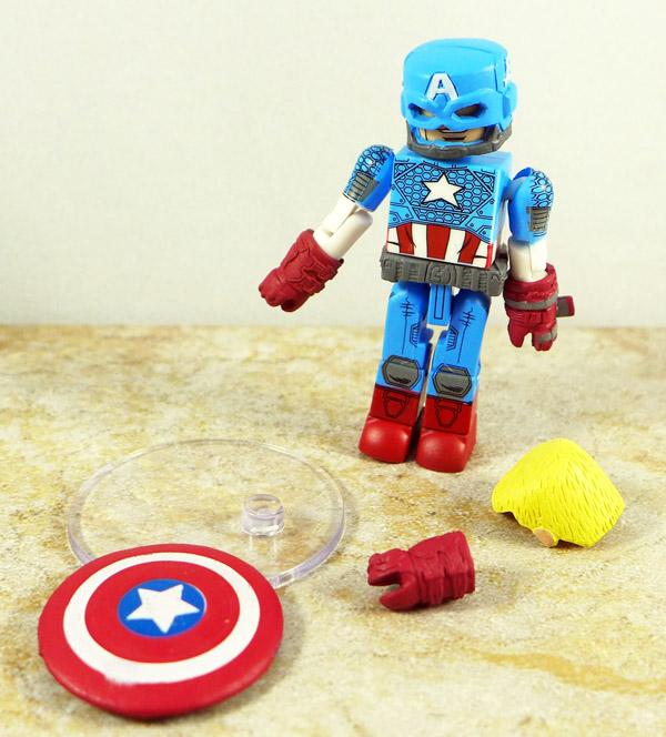 Captain America Loose Minimate