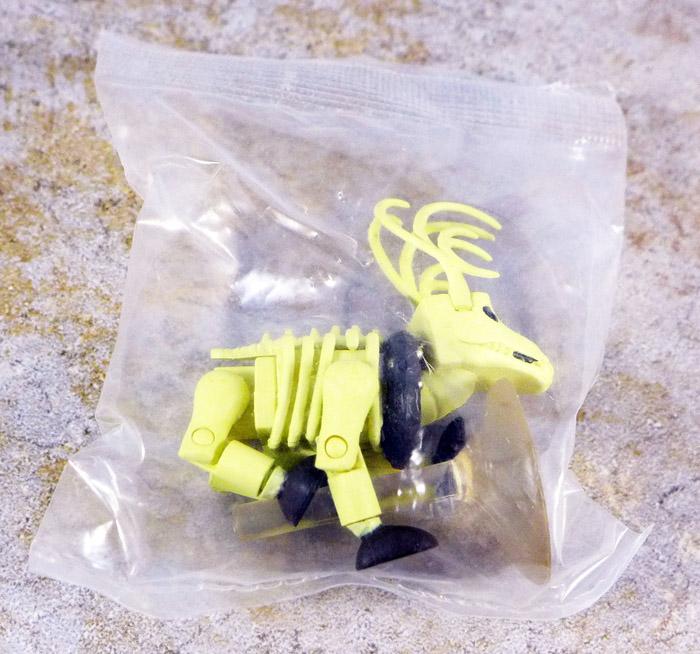 Skeleton Reindeer Loose Minimate