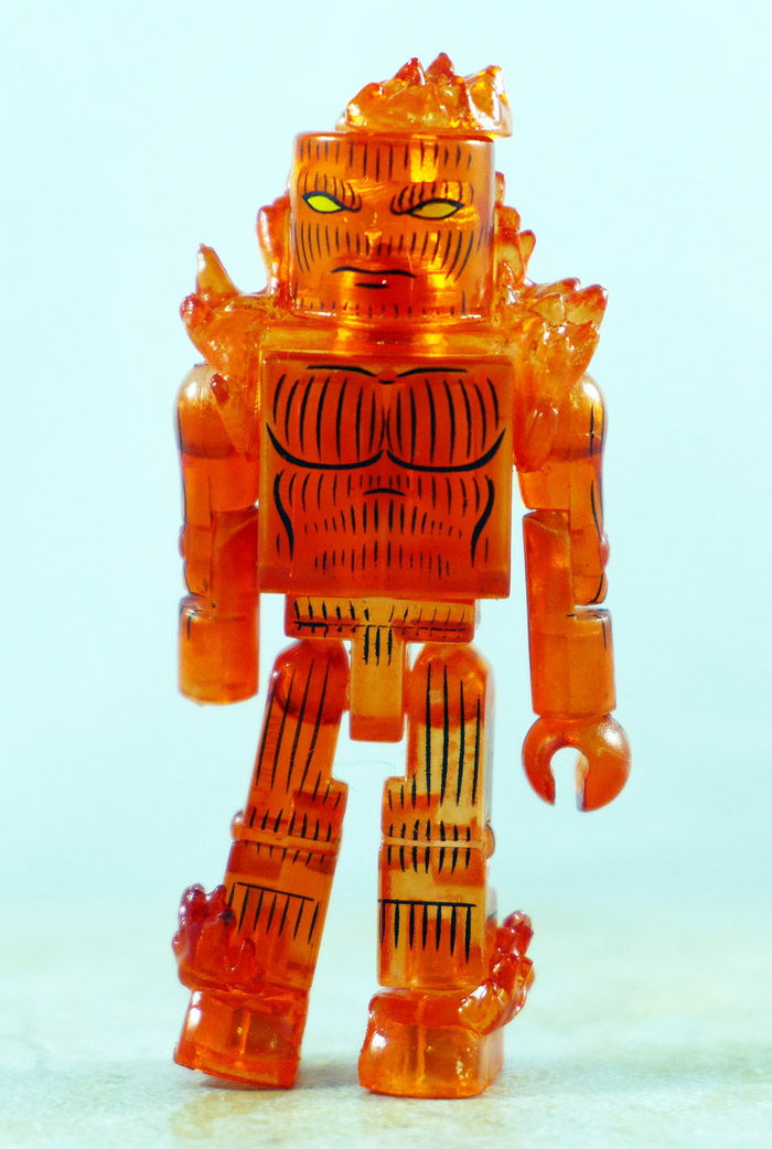Human Torch Partial Minimate