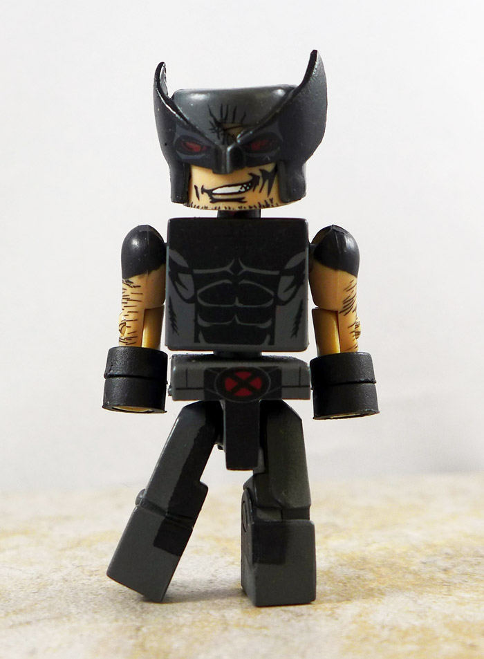 X-Force Wolverine Partial Minimate