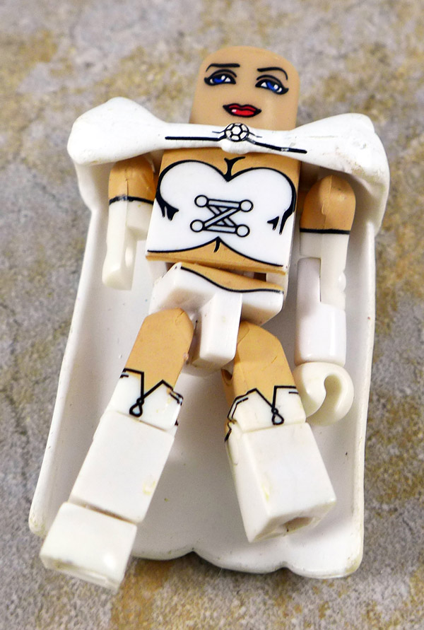 Emma Frost Partial Minimate